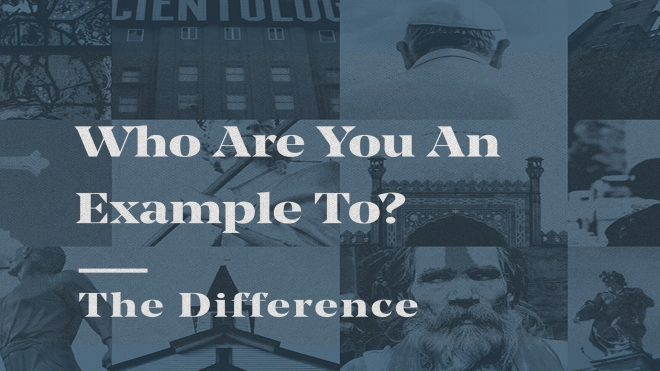Who-Are-You-an-Example-to