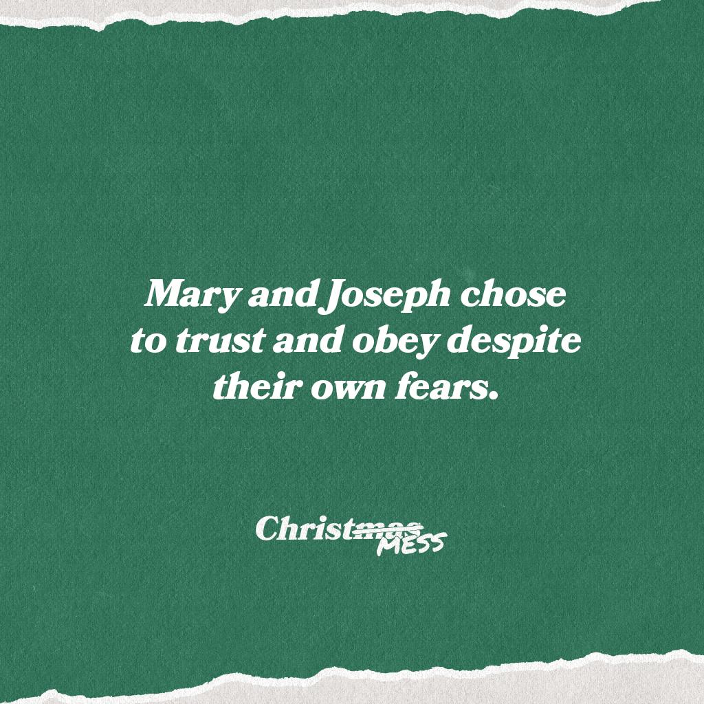 ChristMESS-12-24