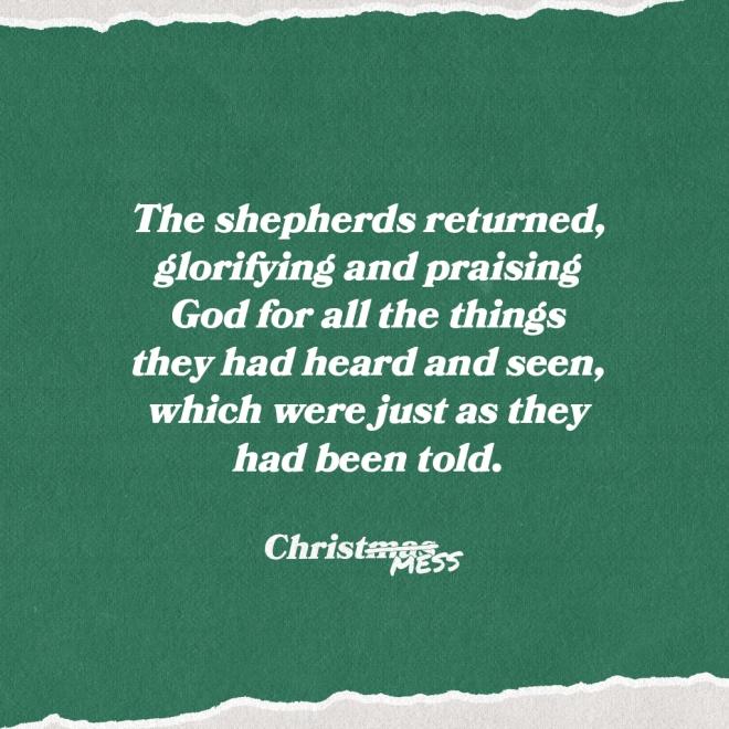 ChristMESS-12-26
